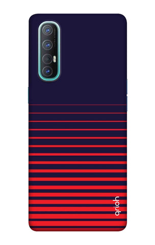 Ascending Stripes Case Oppo Reno 3 Pro Cases & Covers Online