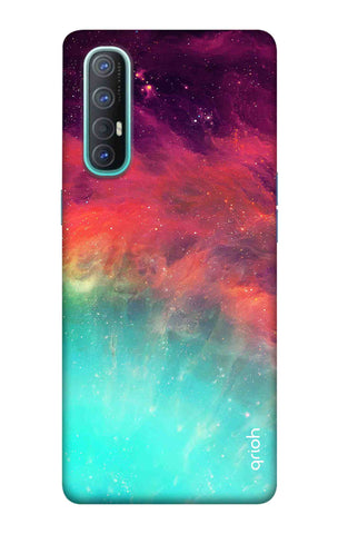 Colorful Aura Case Oppo Reno 3 Pro Cases & Covers Online