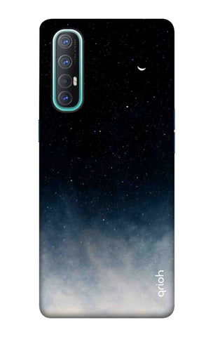 Black Aura Case Oppo Reno 3 Pro Cases & Covers Online