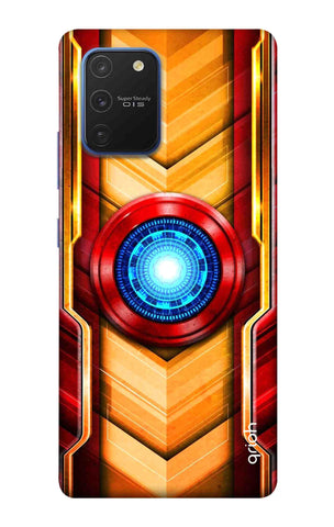 Arc Reactor Case Samsung Galaxy S10 lite Cases & Covers Online