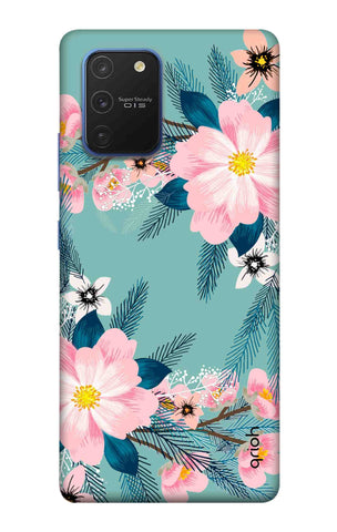 Graceful Floral Case Samsung Galaxy S10 lite Cases & Covers Online