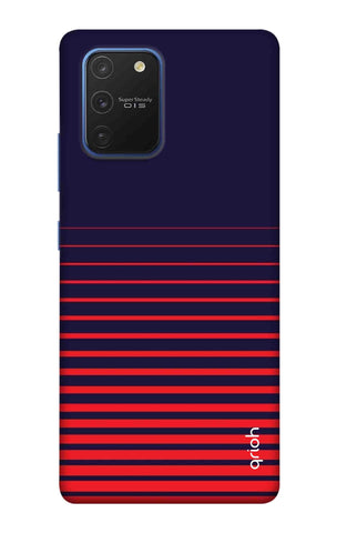 Ascending Stripes Case Samsung Galaxy S10 lite Cases & Covers Online