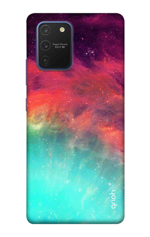 Colorful Aura Case Samsung Galaxy S10 lite Cases & Covers Online