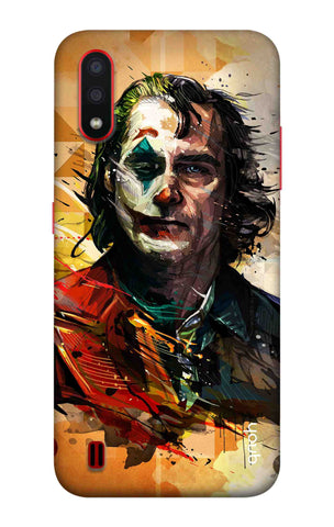 Psycho Villan Case Samsung Galaxy A01 Cases & Covers Online