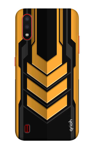 Futuristic Arrow Case Samsung Galaxy A01 Cases & Covers Online