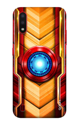 Arc Reactor Case Samsung Galaxy A01 Cases & Covers Online