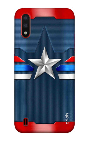 Brave Hero Case Samsung Galaxy A01 Cases & Covers Online