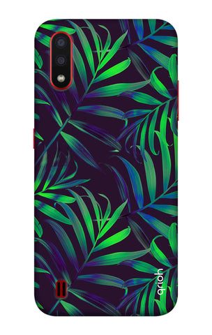 Lush Nature Case Samsung Galaxy A01 Cases & Covers Online