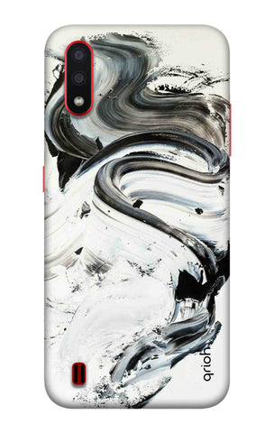 Creative Canvas Case Samsung Galaxy A01 Cases & Covers Online