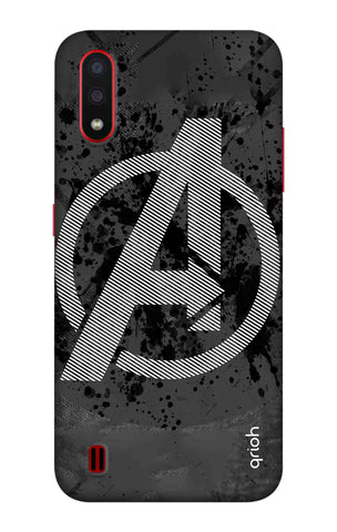 Sign of Hope Case Samsung Galaxy A01 Cases & Covers Online