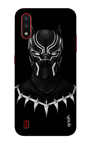 Dark Superhero Case Samsung Galaxy A01 Cases & Covers Online