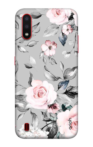 Gloomy Roses Case Samsung Galaxy A01 Cases & Covers Online
