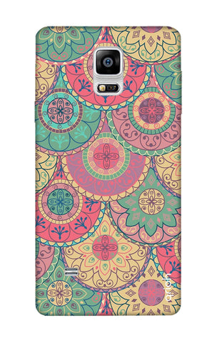 Colorful Mandala Samsung Note Edge Cases & Covers Online
