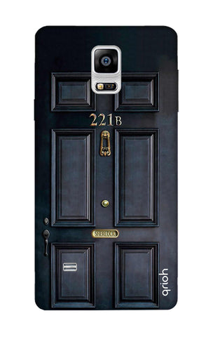 Baker Street Door Samsung Note Edge Cases & Covers Online