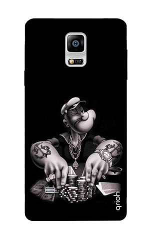 Rich Man Samsung Note Edge Cases & Covers Online