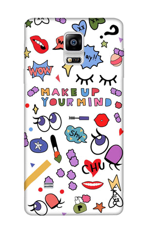 Makeup Your Mind Samsung Note Edge Cases & Covers Online