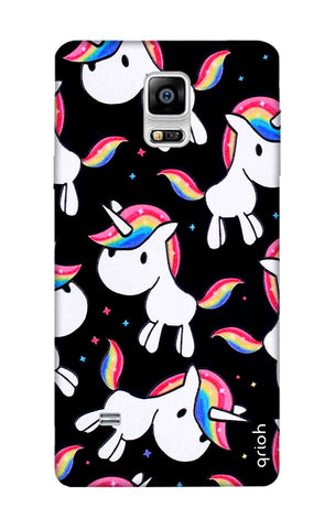 Colourful Unicorn Samsung Note Edge Cases & Covers Online