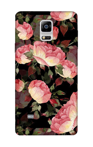 Watercolor Roses Samsung Note Edge Cases & Covers Online