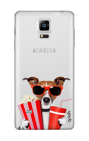 Dog Watching 3D Movie Samsung Note Edge Cases & Covers Online