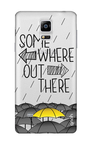 Somewhere Out There Samsung Note Edge Cases & Covers Online