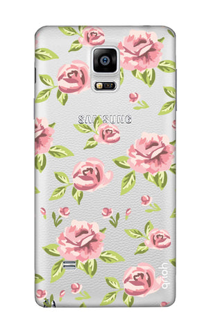 Elizabeth Era Floral Samsung Note Edge Cases & Covers Online
