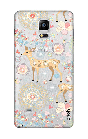 Bling Deer Samsung Note Edge Cases & Covers Online