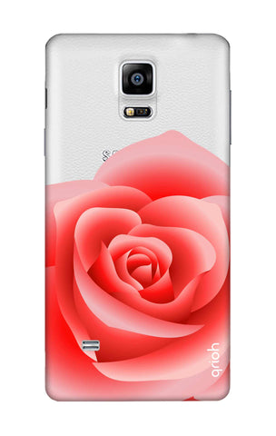 Peach Rose Samsung Note Edge Cases & Covers Online