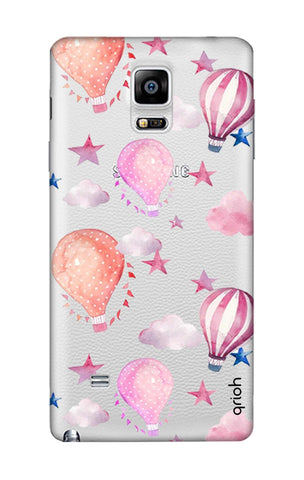 Flying Balloons Samsung Note Edge Cases & Covers Online