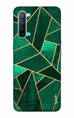 Emerald Tiles Case Oppo Reno 3 Cases & Covers Online