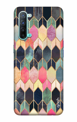 Colorful Brick Pattern Case Oppo Reno 3 Cases & Covers Online