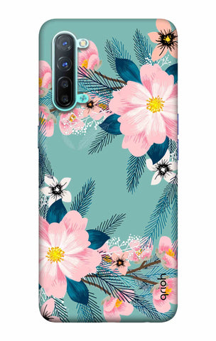 Graceful Floral Case Oppo Reno 3 Cases & Covers Online