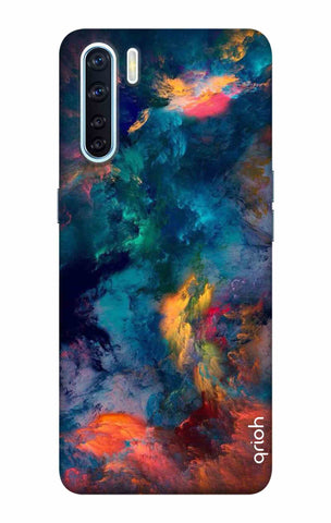 Cloudburst Oppo F15 Cases & Covers Online