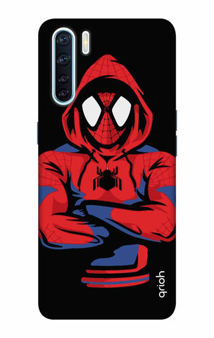 Geeky Superhero Case Oppo F15 Cases & Covers Online