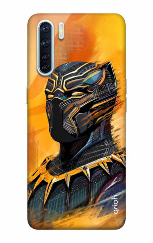 Wakanda Warrior Case Oppo F15 Cases & Covers Online