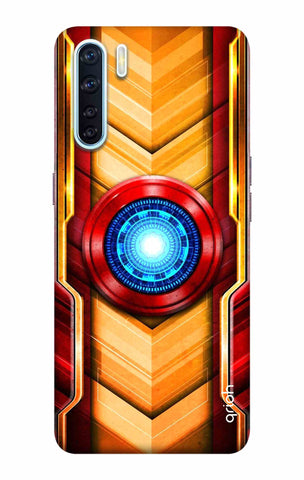 Arc Reactor Case Oppo F15 Cases & Covers Online