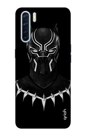 Dark Superhero Case Oppo F15 Cases & Covers Online