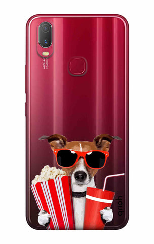 Dog Watching 3D Movie Vivo Y11 2019 Cases & Covers Online