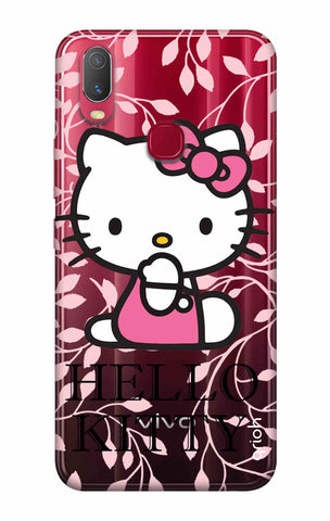 Hello Kitty Floral Vivo Y11 2019 Cases & Covers Online