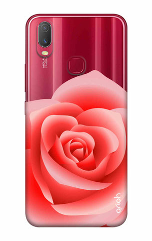 Peach Rose Vivo Y11 2019 Cases & Covers Online