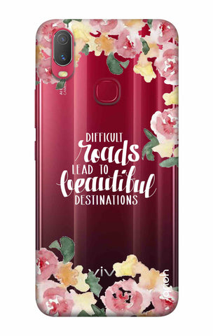Beautiful Destinations Vivo Y11 2019 Cases & Covers Online