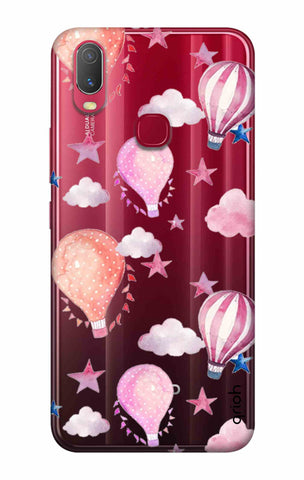 Flying Balloons Vivo Y11 2019 Cases & Covers Online
