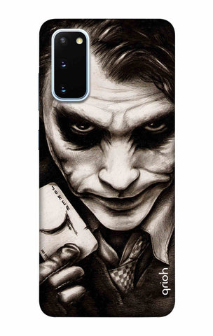 Why So Serious Samsung Galaxy S20 Cases & Covers Online