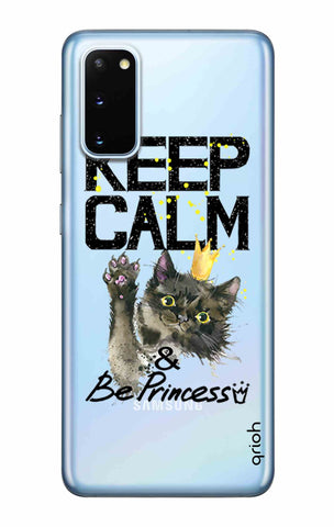 Be A Princess Samsung Galaxy S20 Cases & Covers Online