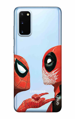 Sup Deadpool Samsung Galaxy S20 Cases & Covers Online