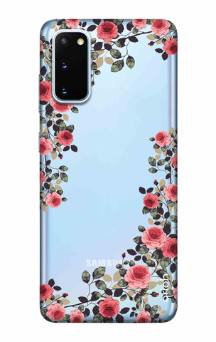 Floral French Samsung Galaxy S20 Cases & Covers Online
