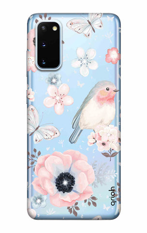 Nature's Beauty Samsung Galaxy S20 Cases & Covers Online