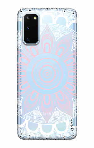 Pink Mandala Samsung Galaxy S20 Cases & Covers Online