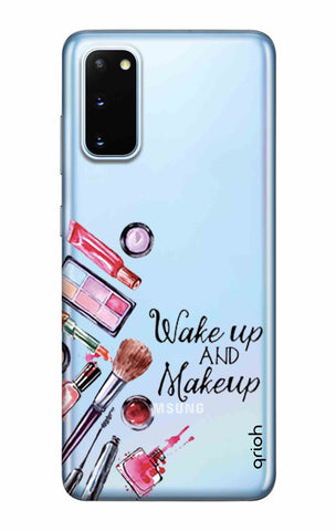 Make Up Blush Samsung Galaxy S20 Cases & Covers Online