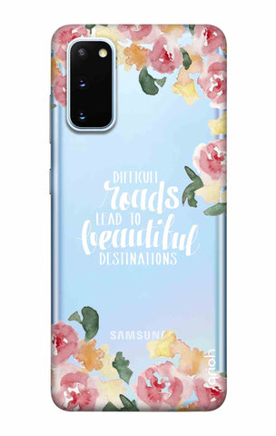 Beautiful Destinations Samsung Galaxy S20 Cases & Covers Online