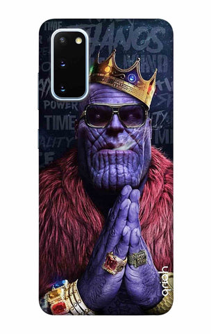 Blue Villain Samsung Galaxy S20 Cases & Covers Online